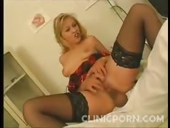 Steamy Clinic Sex