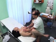 Pierced nipples patient banged