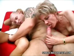 Horny Mature Blondies
