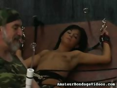 Britt spread and punished