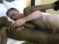 Sasha Fierce Sucking and Fucks White Man
