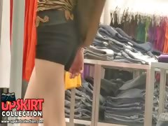 The exciting video filled with the mind blowing ass shorts