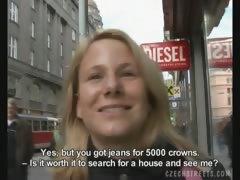 CZECH STREETS - KRISTYNA