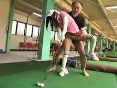 Pretty Japanese Teen Has An Older Guy Plowing Her Snatch Fr