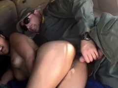 Police girl fuck girl and fake cop blonde outdoor Cute Ebony
