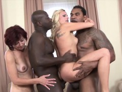 Black Men Fuck White Women Cocksuck Swallow Interracial