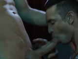 Hot summer night ends with anal affair and deepthroat