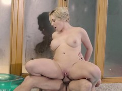 Relaxxxed - Hot Blonde Victoria Summer Fucked By The Pool