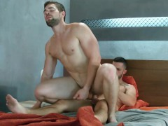 Cock Gobbling Gay Slut Spreads His Anus For A Throbbing Dong