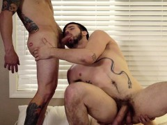 Bromo - Brad Powers With Buck Richards Zane A