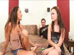 I work too much to have a boyfriend. Krystal tells naughty