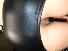 Dirty Maid Without Having Panties On