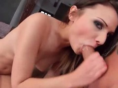 HD Skinny tiny small-tits gets anal and cum