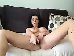 Hot Girl Shows Off Her Tits And Pussy