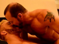 Gay head shaving sex The Boss Gets Some Muscle Ass