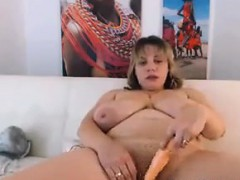 Fat Mother With Large Tits