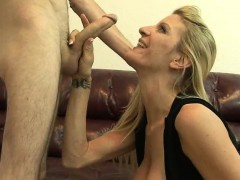 Robbye Bentley has been craving the cock of a man other...