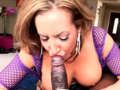 Horny and curvy Richelle Ryan gets destroyed in POV style