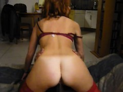 Husband videos wife bbc stud to climax