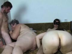 OldNanny Teen and granny chubies toying pussies