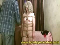 Paloma's bondage