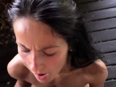 Beautiful czech hottie lexi dona rubs and orgasms