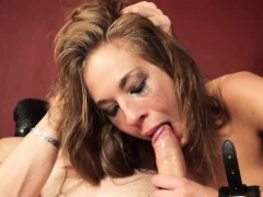Pretty hot Molly Manson getting fucked by large dick