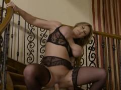 Busty Wife Eva Notty Enjoys Hung Burglar
