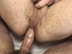 Hot straight guy Levi paied to get barebacked by stranger