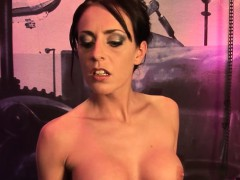 This dirty milf loves to play nasty games. Today she gets