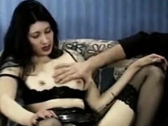Goth Babe in Anal Action