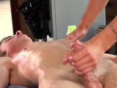 Massage Twinks Diego Alvaros And Jay Sheen Enjoy Outdoors
