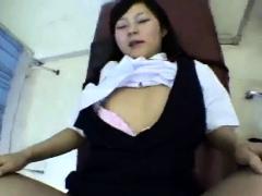 Japanese Girl Alone At Home 25 Voyeur Hidden Spycam