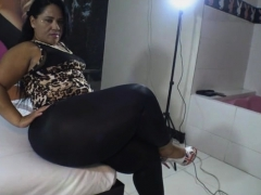 Big Ass Mature Ebony Brownie Delux Getting Pounded Hard