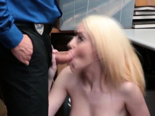Real lingerie shoplifter screwed