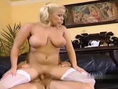 German Blonde Teen Cute Pussy