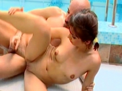 Blondie gets shlong to damage her pussy in hardcore
