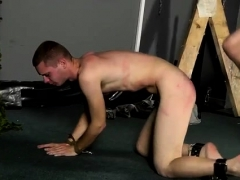 Young virgin boy bondage fetish tube gay Slave Boy Fed