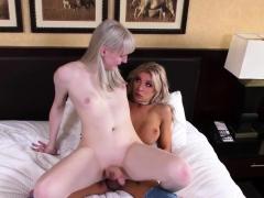 Kinky Shemales Aubrey And Lianna Goes Hardcore Anal Sex