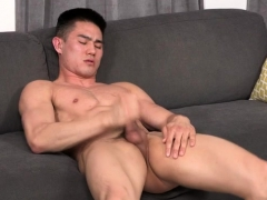 Asian Gay Rimjob With Cumshot
