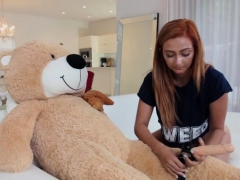 Slutty Petite Kadence Marie Whips Out And Fucks A Bigcock