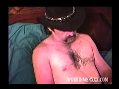 Mature Amateur Mike Jacking Off
