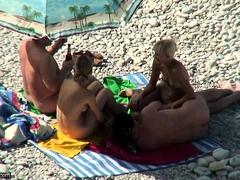 Voyeur Sex Beach