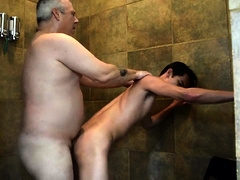 Horny Gays With Fat Peckers Do Blowjob And Drill Arses