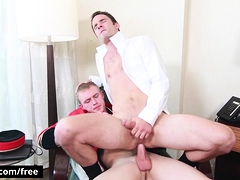 Cameron Kincade With Zane Anders At Bellboys Part 2 Scene 1