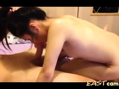 Amateur Asian Girl Fucked By White Cock While Husband Films