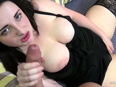 German 18yr Young Bbw College Teen Elisa At Porn Casting