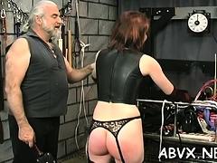 Hawt ass chicks in sensational non-professional lesbo show
