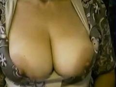 Spanish boob flash
