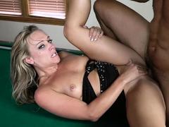 Busty milf has some intense orgasms